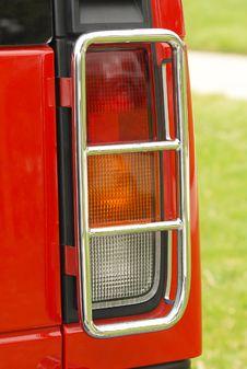 Tail Light Stock Image