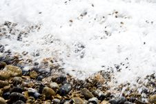 Free Tide Coming In Royalty Free Stock Photo - 773035