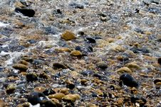 Free Tide Coming In Stock Image - 773041