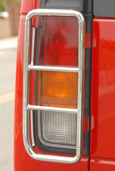 Free Tail Light Stock Photography - 773042