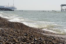 Free Tide Coming In Stock Images - 773044