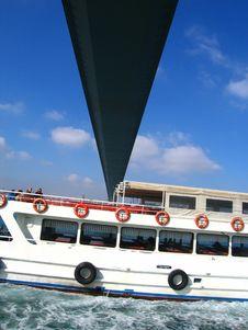 Free Under The Bridge Stock Image - 773051