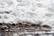 Free Tide Coming In Stock Image - 773061