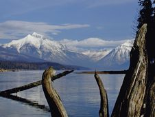 Free Lake McDonald Stock Image - 773311