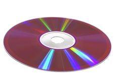 Free CDR Disk Stock Images - 773954