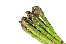 Free Bunch Of Asparagus Royalty Free Stock Image - 774596