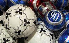 Free Sport And Fun Balls Royalty Free Stock Image - 774796