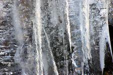 Free Ice On The Mountain Royalty Free Stock Photos - 774828