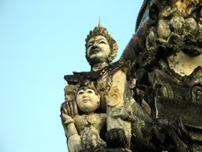 Free Buddhist Detail Royalty Free Stock Images - 775449