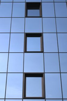 Free Mirror Building Stock Images - 776494