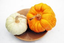 Free Pumpkins Royalty Free Stock Photos - 778088