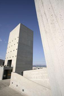 Free Corbusier Roof Stock Photo - 779990