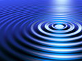 Free Concetric Ripples Stock Photography - 7702832