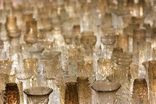 Free Chandelier Background Royalty Free Stock Photos - 7700368