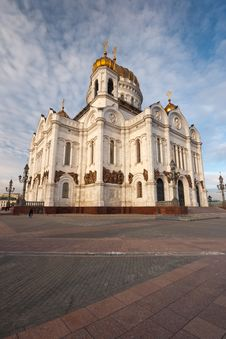Free Cathedral Of Christ The Savior Royalty Free Stock Images - 7700369