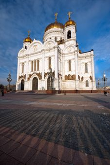 Free Cathedral Of Christ The Savior Stock Photo - 7700370