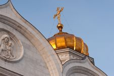 Free Cathedral Of Christ The Savior Stock Image - 7700371