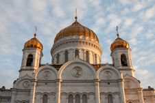 Free Cathedral Of Christ The Savior Stock Photos - 7700373