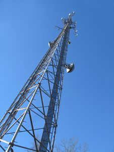 Free Communications Tower Stock Images - 7700634