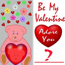 Free Valentine Stock Image - 7700921