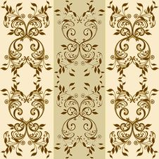 Free Floral Decorative Background Royalty Free Stock Photos - 7701028