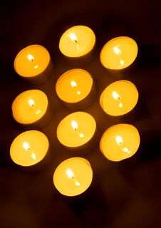 Free Candle Stock Photo - 7701420