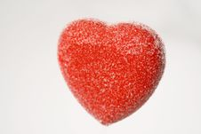 Free Candy Heart Royalty Free Stock Image - 7701606