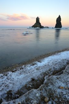 Free Rocks Royalty Free Stock Photography - 7701697
