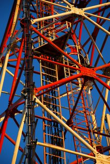 Free Iron Tower Stock Photography - 7702092