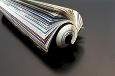 Free Newspaper Stock Photos - 7702243