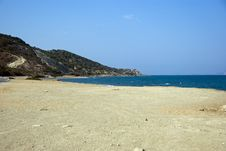 Free Beach See Royalty Free Stock Image - 7702606