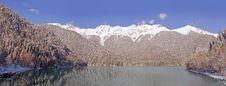 Free Mountain Lake Stock Photo - 7702620