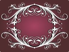 Free Abstract Vintage Banner Royalty Free Stock Photo - 7702675