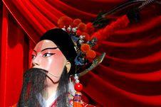 Free Peking Opera Puppet Royalty Free Stock Image - 7702706