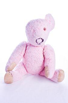 Free Teddy Bear Royalty Free Stock Photography - 7702777