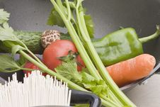 Free Vegetables Stock Images - 7703044