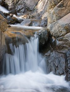 Free Small Waterfall Stock Photo - 7703160