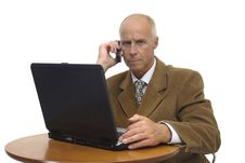 Free Calling Stock Image - 7703241