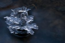 Free Ice Stone Royalty Free Stock Images - 7703259