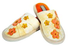 Free Soft Slippers Stock Images - 7703944