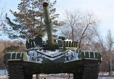 Free The Tank Royalty Free Stock Photo - 7703975