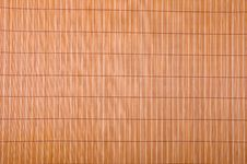 Free Bamboo Mat Royalty Free Stock Photos - 7703988