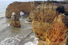 Free Algarve, Portugal Royalty Free Stock Photo - 7703995