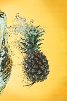 Free Ananas Stock Photography - 7704502