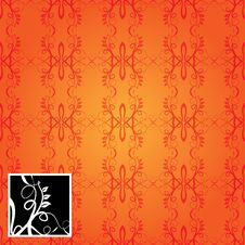 Free Repetitive Wallpaper Texture Royalty Free Stock Photo - 7704545