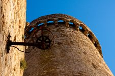 Free Old Stronghold Tower Royalty Free Stock Images - 7704629