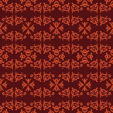 Free Repetitive Wallpaper Texture Stock Photos - 7704783