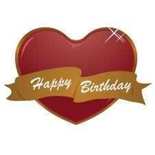 Free Happy Birthday Royalty Free Stock Image - 7704796