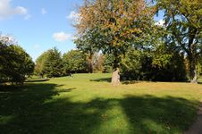 Free Autumn Park 10 Stock Images - 7706044