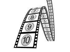 Free Filmstrip Countdown Royalty Free Stock Photo - 7706825